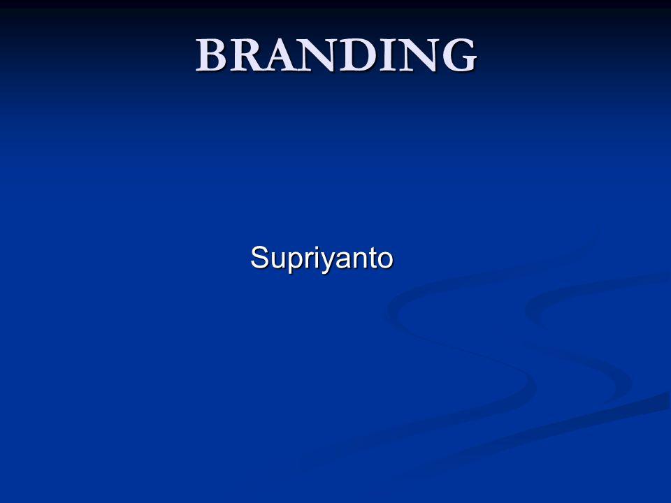 EKUITAS MEREK (Brand Equity) Ekuitas merek ialah makna total sebuah merek.