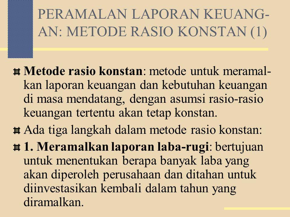 RAMALAN PENJUALAN (3) 6.