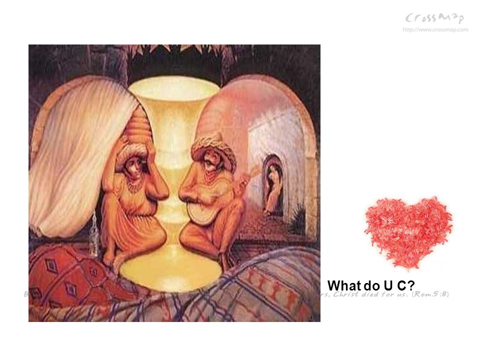 What do U C