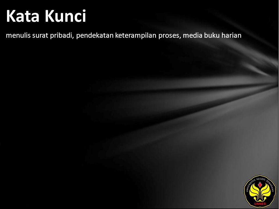 Referensi Achmad, Zaenudin dan Wahyono.2007. Korespondensi Bisnis Indonesia.
