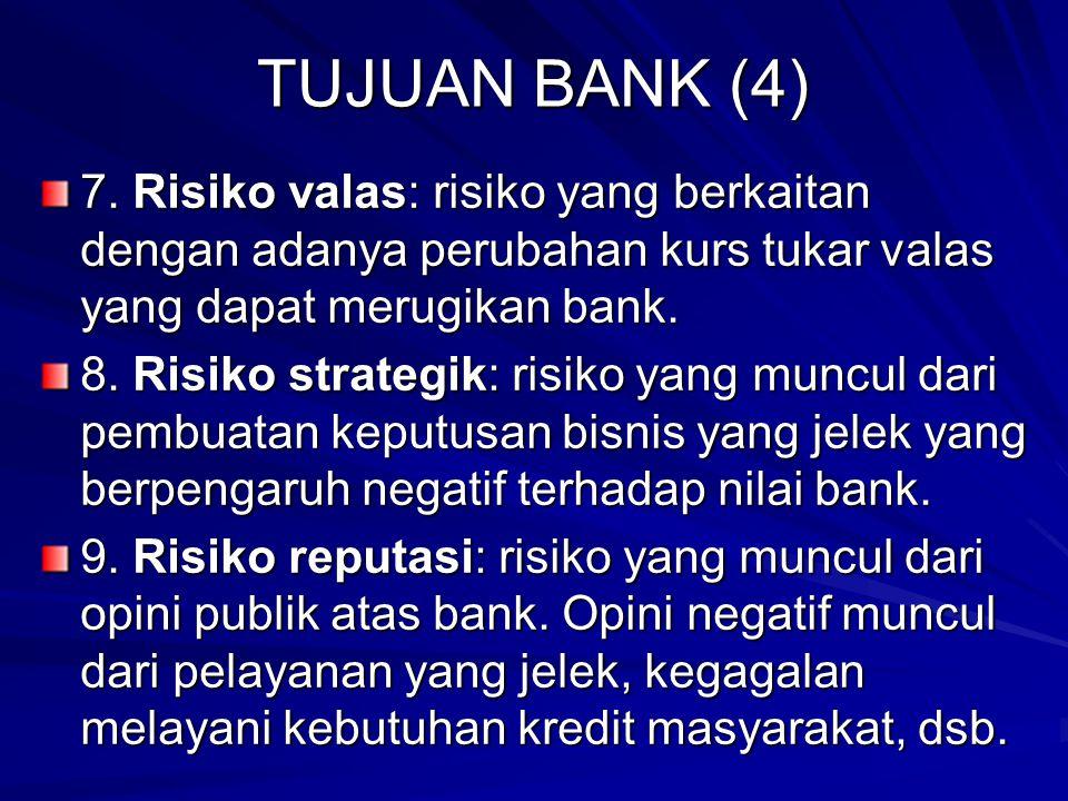 TUJUAN BANK (4) 7.