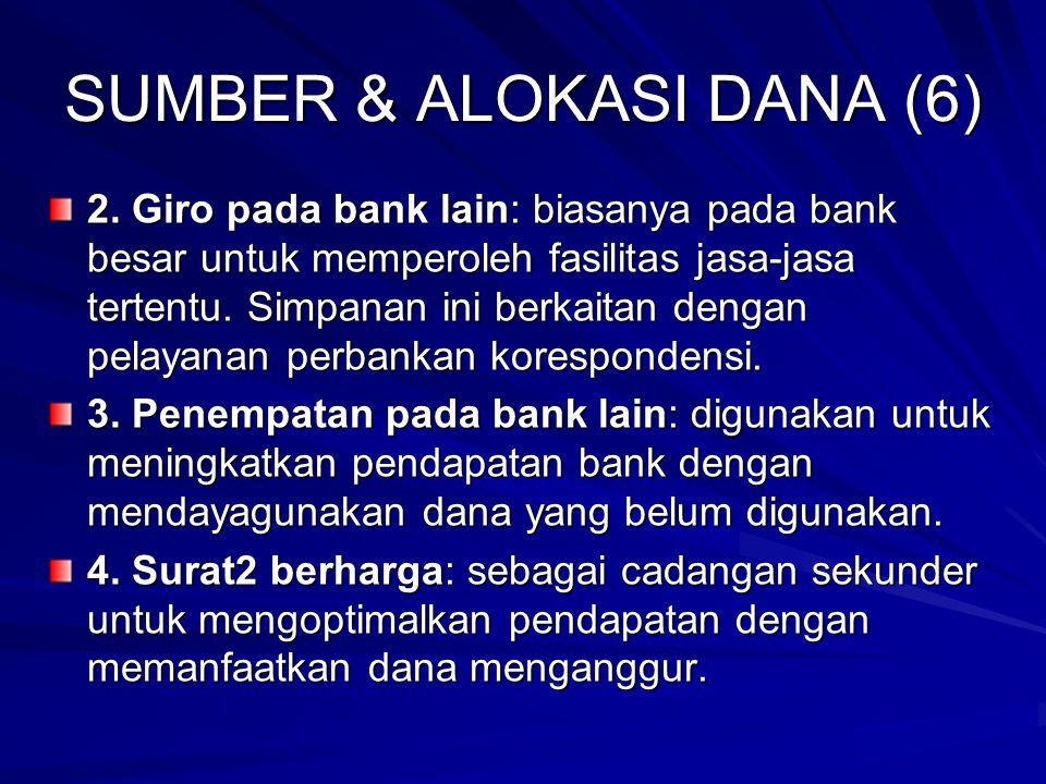 SUMBER & ALOKASI DANA (6) 2.