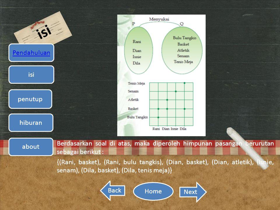 Uji Kompetensi A.Pilihlah satu jawaban yang paling tepat, a, b, c, atau d.