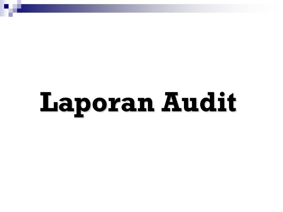 Program/Jadwal Audit Tanggal Tanggal dan jam pertemuan yang pasti. Disepakati Disepakati oleh Auditor dan Teraudit. Tempat/lokasi Tempat/lokasi audit.