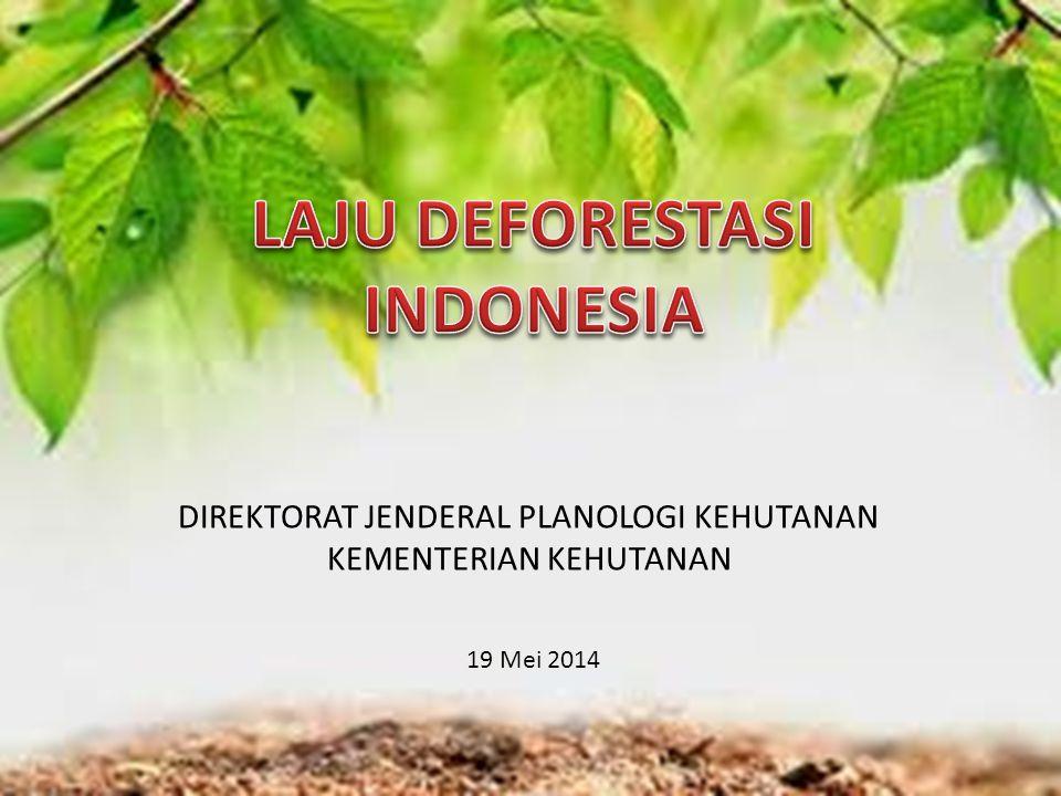 Hutan Hutan adalah suatu hamparan yang berisi sumber alam hayati yang dominasi pepohonan Pohon: – Semai: tinggi <1,5m – Sapihan : tinggi >1,5m diameter batang <10cm – Tiang: diameter batang 10-20cm – Pohon: diameter batang >20cm Hamparan hutan penutupan tajuknya > 30 % Unit terkecil hutan tergambar pada peta tergantung skala peta Hutan tanaman adalah suatu areal yang ditanami pohon hutan