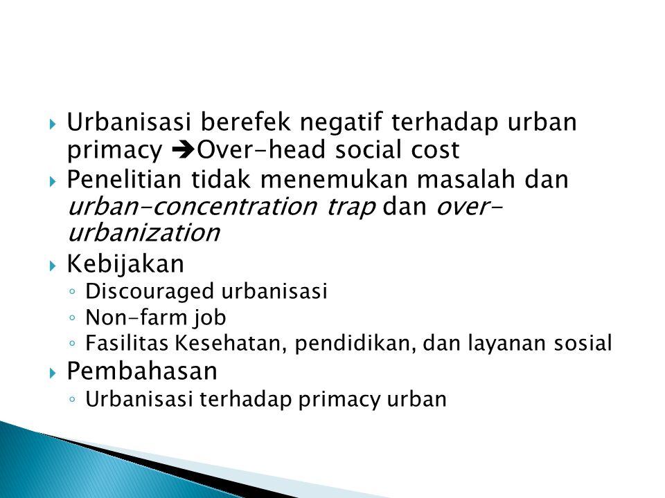  Mobilitas Penduduk ◦ Mobilitas Vertikal ◦ Mobilitas Horizontal  Migrasi menunjukkan interdependensi antar wilayah  Jawa sentris ??.