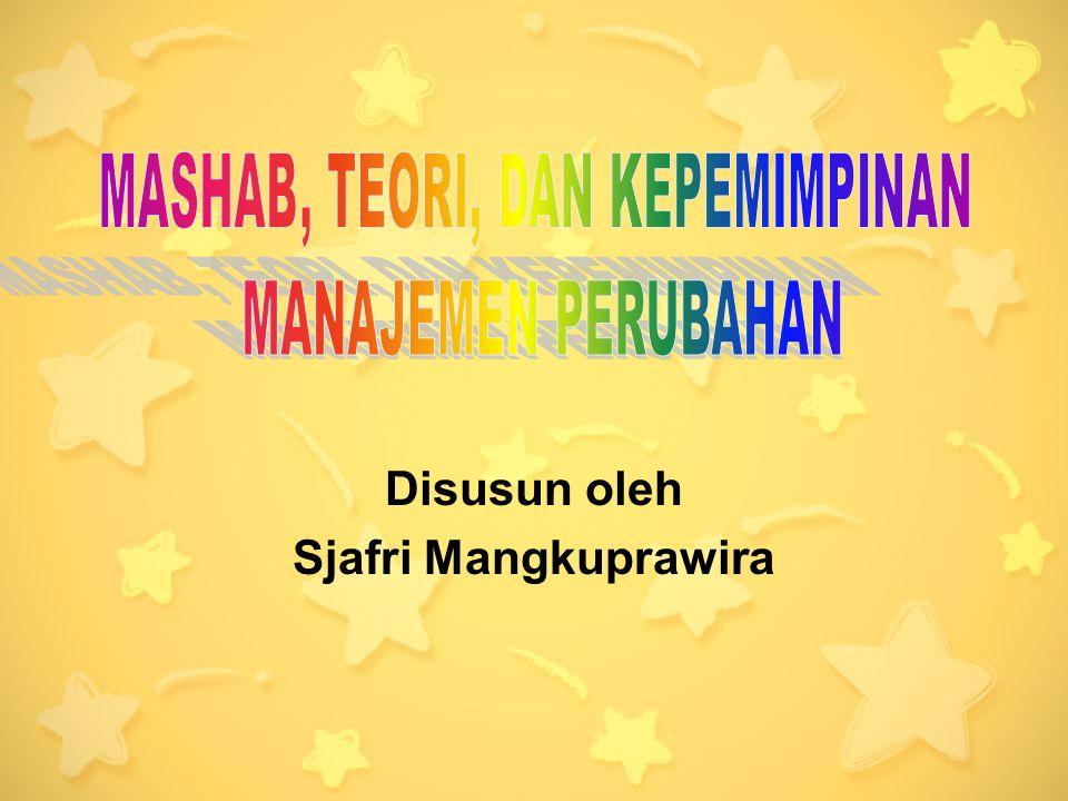 Disusun oleh Sjafri Mangkuprawira
