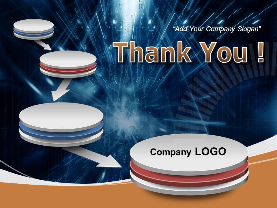"Company LOGO ""Add Your Company Slogan"""