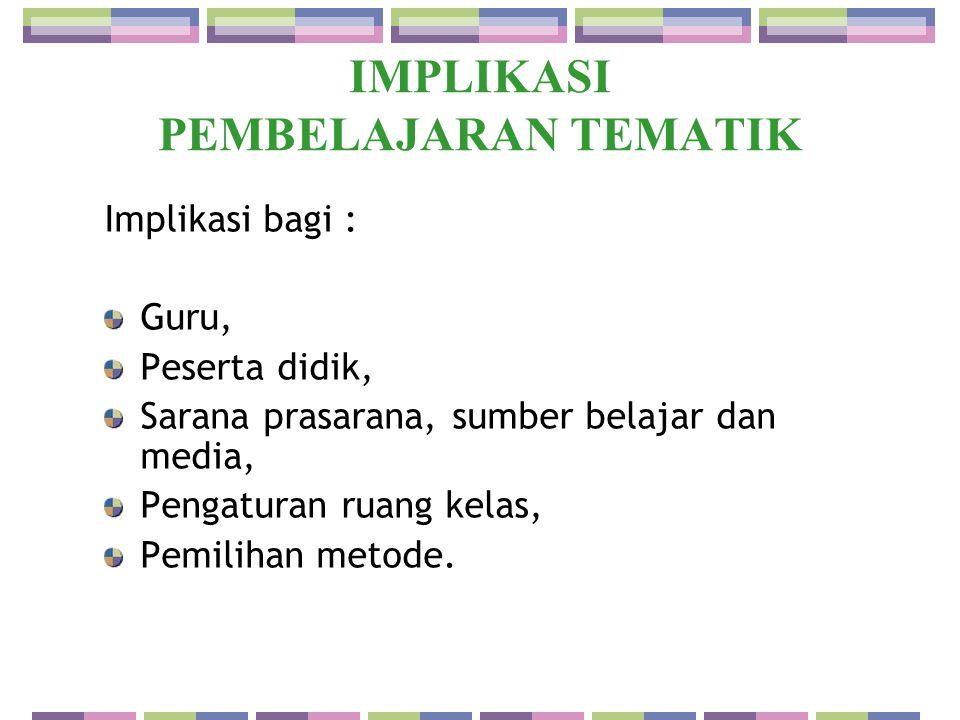 F.Alat dan Sumber: 1. Buku Bahasa Indonesia 2. Buku tek IPS 3.