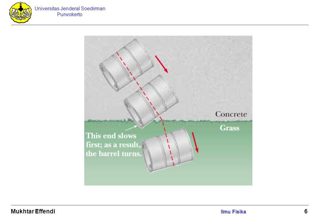 Universitas Jenderal Soedirman Purwokerto Ilmu Fisika Mukhtar Effendi Ilmu Fisika 17 A converging glass lens (n = 1.52) has a focal length of 40.0 cm in air.