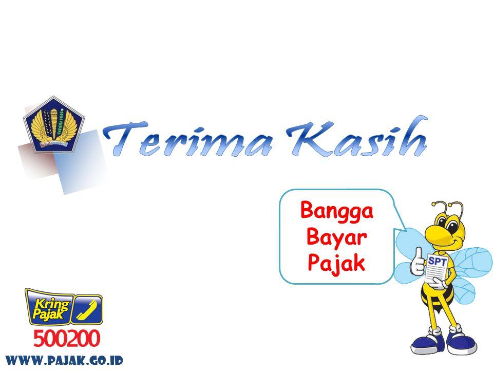 Bangga Bayar Pajak www.pajak.go.id