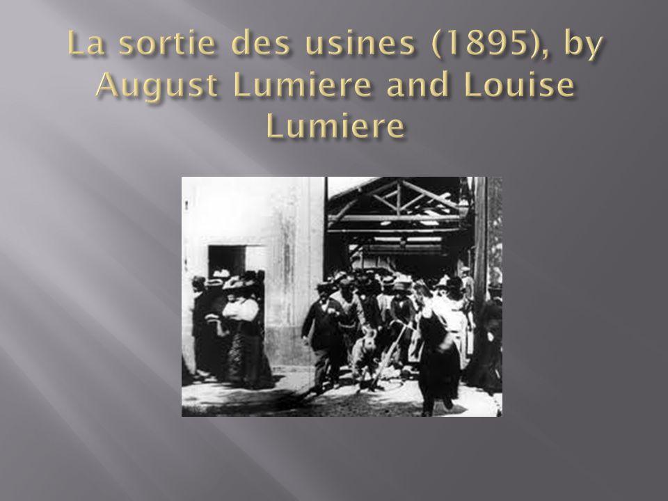  Film yang bercerita dengan editing yang dilakukan masih sangat sederhana pertama kali diperkenalkan oleh Georges Méliès.