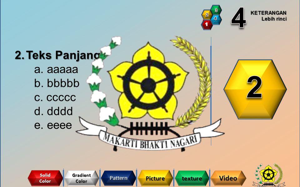 3.33333333 a. aaaaa b. bbbbb c.