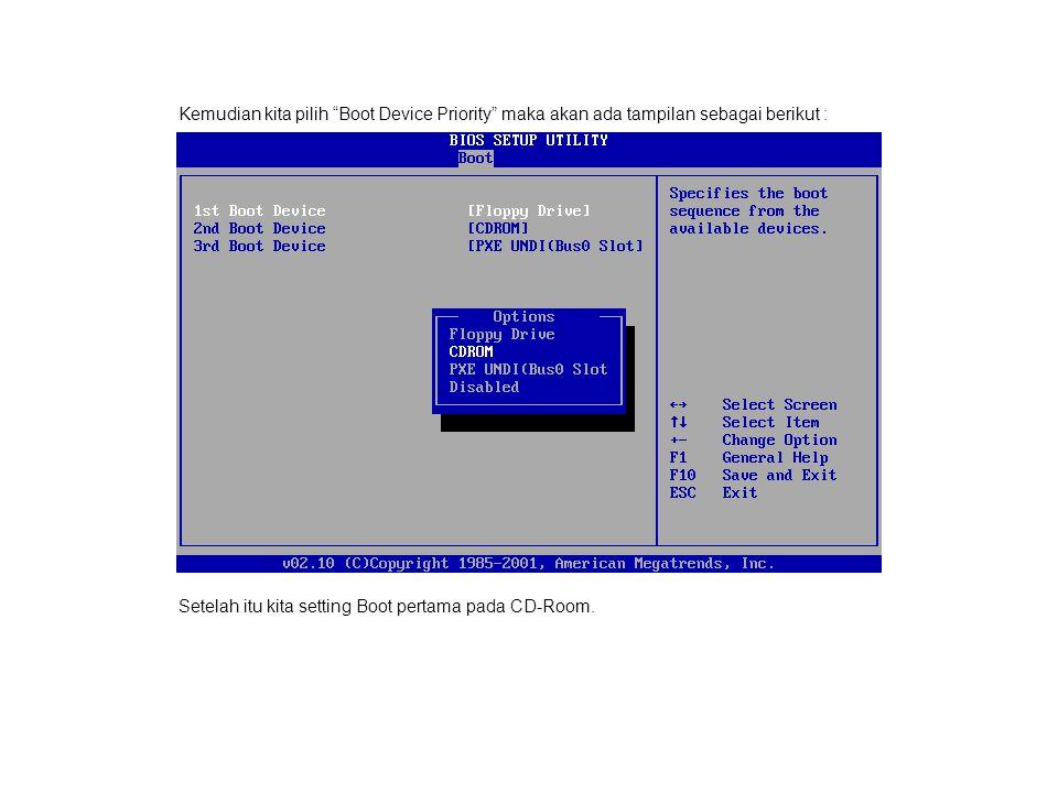 Setelah selesai maka akan tampil tampilan sebagai berikut : Bila tampilan layar di komputer tampak seperti diatas maka berarti instalasi ubuntu di komputer anda telah selesai.