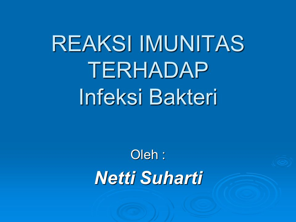 Sistem Imun Complimen HumoralInterfiron (INF) 1.