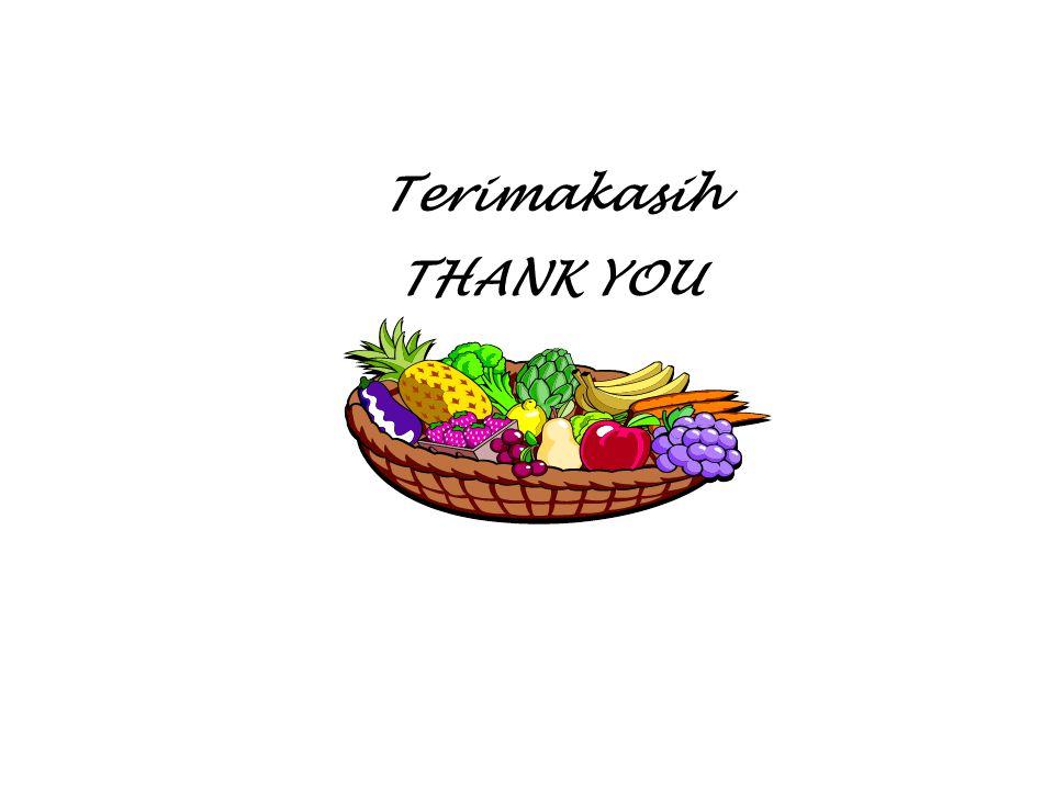 Terimakasih THANK YOU