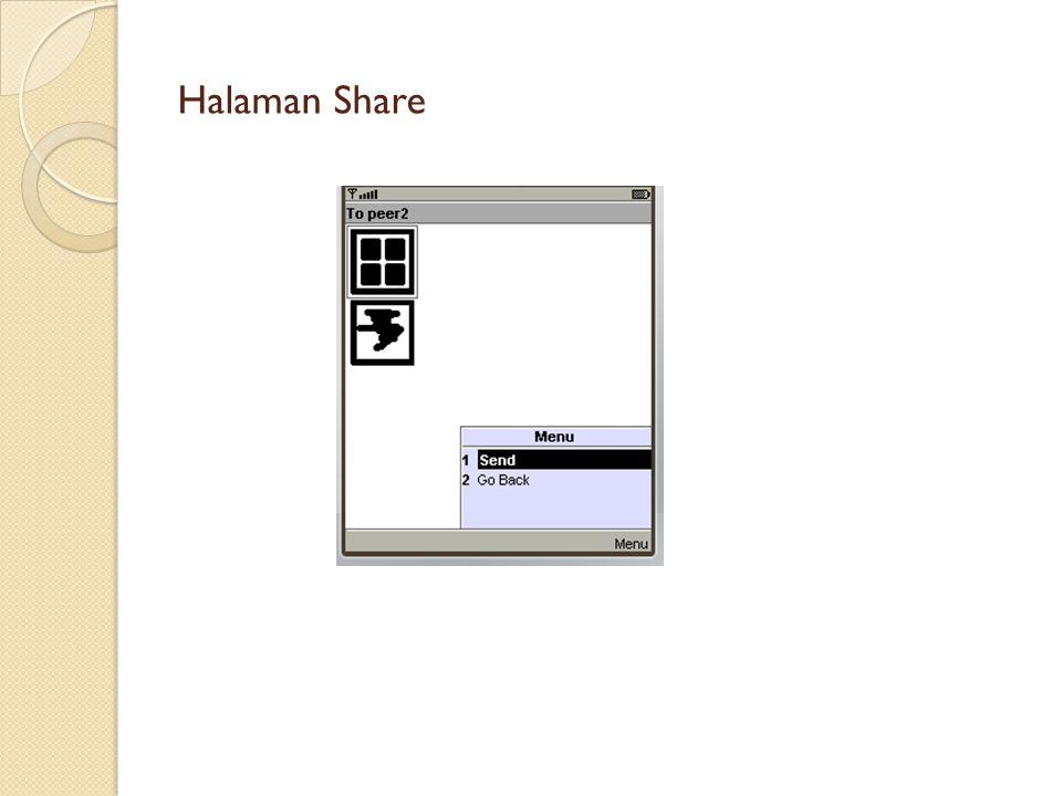 Halaman Share