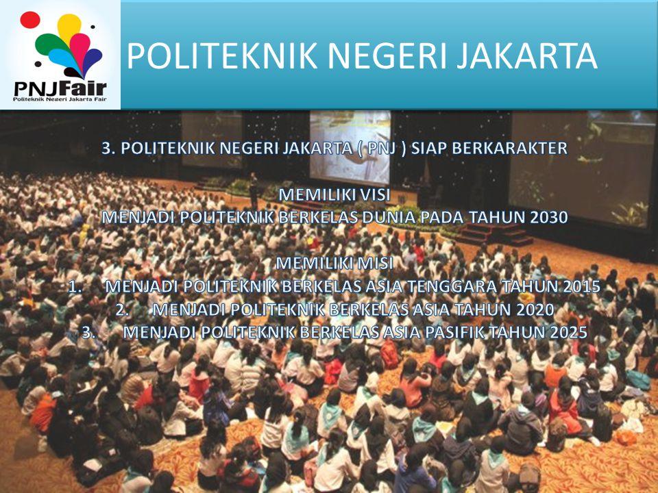 Profil PNJ Created by : Sahabat PNJ