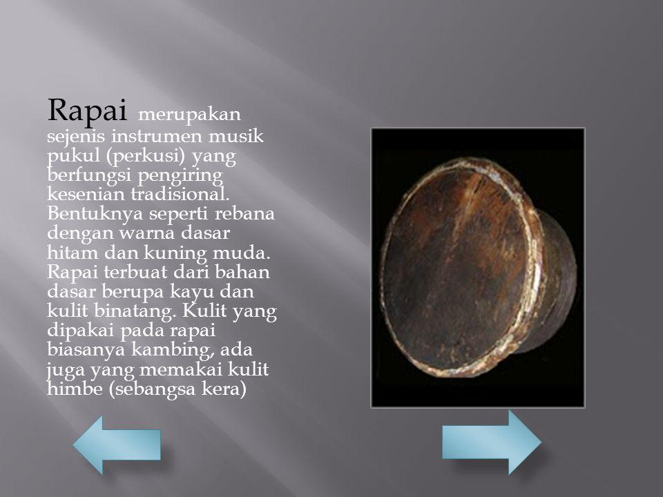 Geundrang termasuk jenis alat musik pukul dan memainkannya dengan memukul dengan tangan atau memakai kayu pemukul, Fungsi Geundrang merupakan alat pelengkap tempo dari musik tradisional etnik Aceh.