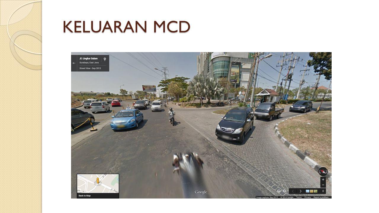 KELUARAN MCD