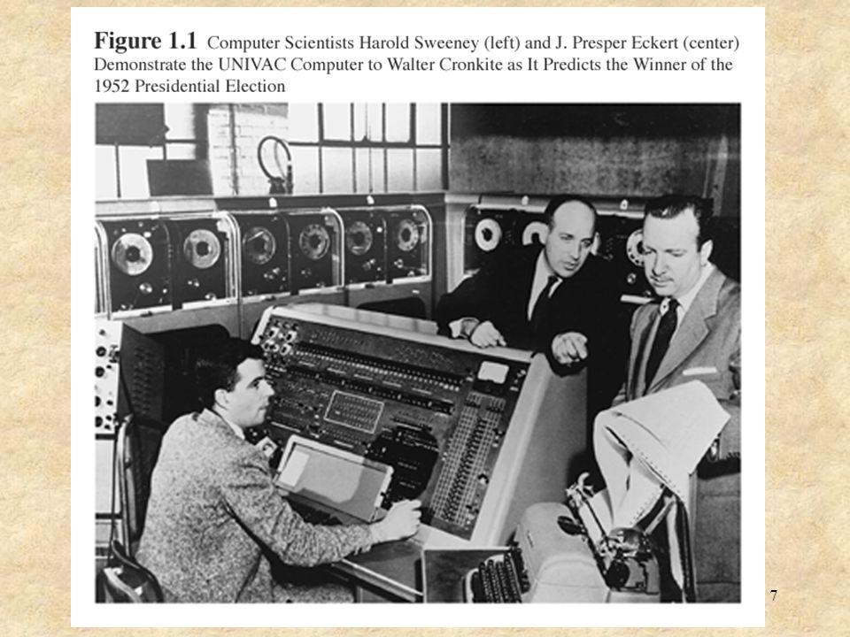 8 Multitasking Pada pertengahan tahun 1960, IBM memperkenalkan IBM System/360 yang merupakan komputer pertama yang dapat memproses banyak tugas sekaligus.