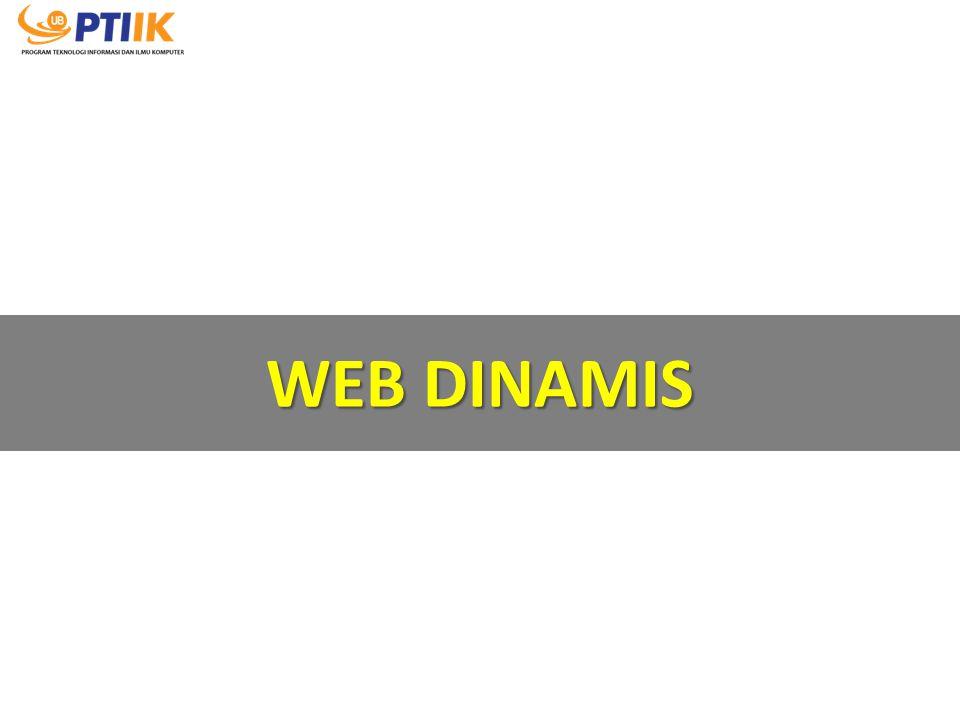 WEB DINAMIS