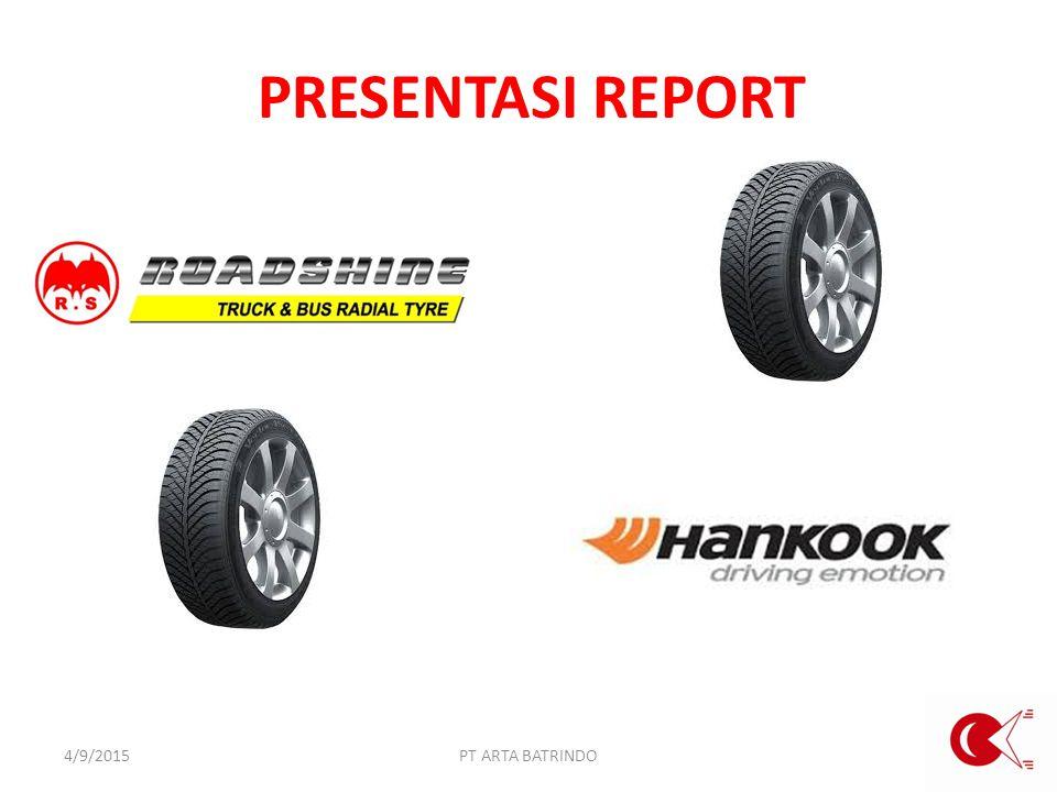 PRESENTASI REPORT 4/9/2015PT ARTA BATRINDO