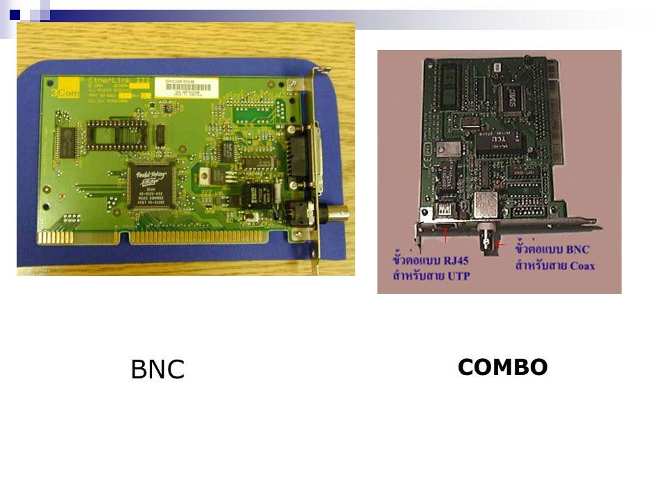 COMBO BNC