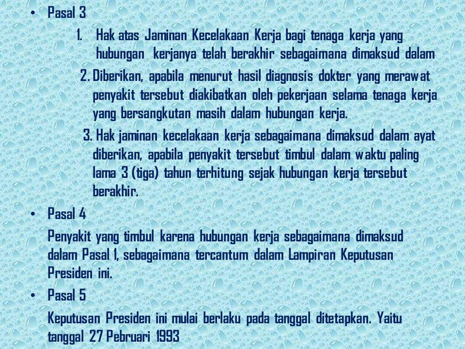 Pasal 3 1.