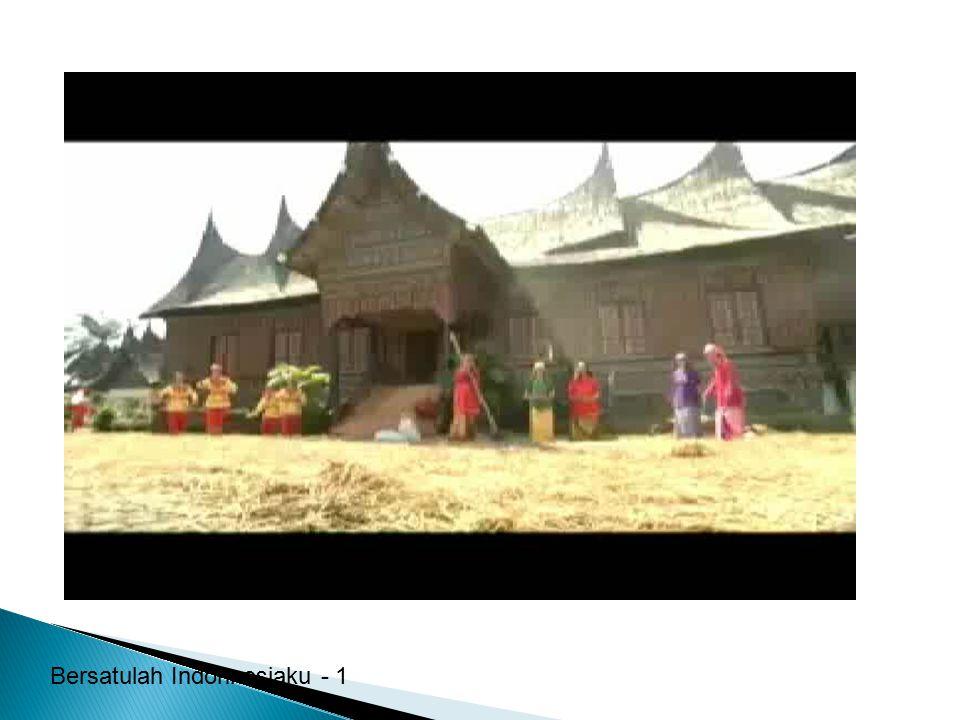 Bersatulah Indonnesiaku - 1