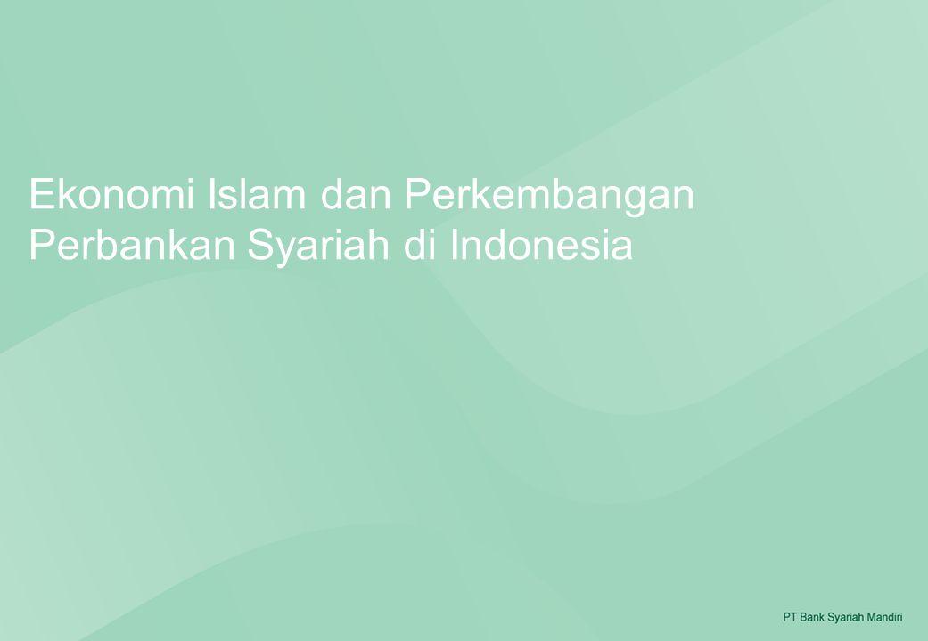 Ekonomi Islam dan Perkembangan Perbankan Syariah di Indonesia