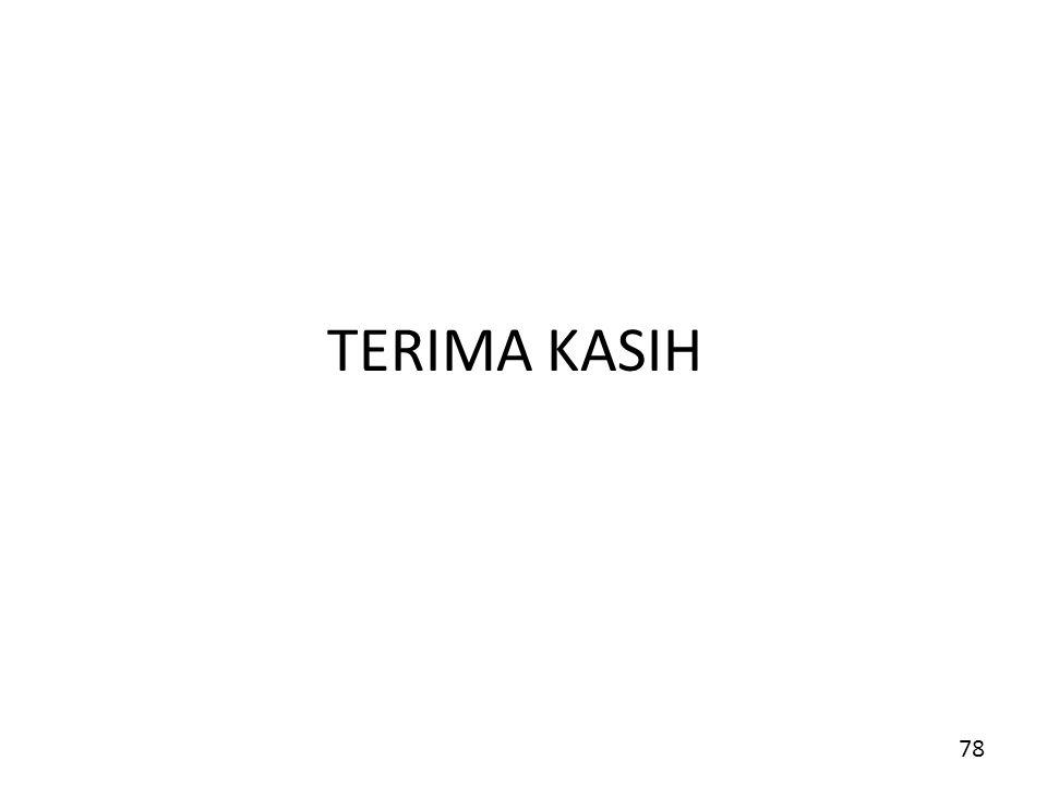 TERIMA KASIH 78