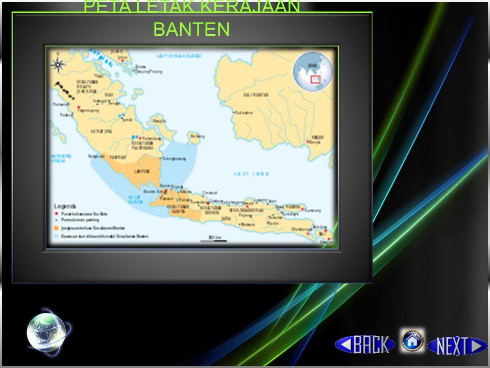 AWAL PERKEMBANGAN KERAJAAN BANTEN Semula Banten menjadi daerah kekuasaan Kerajaan Pajajaran.