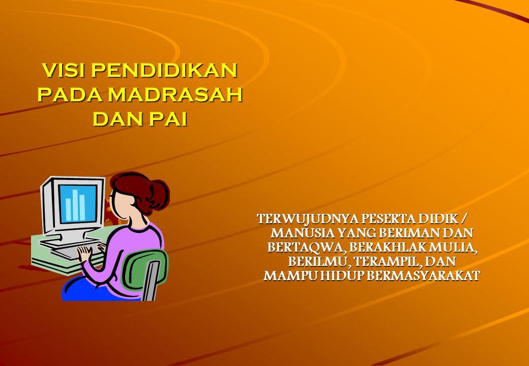 Kualifikasi Guru Madrasah Education Management Information System - Bagian Data dan Informasi Pendidikan