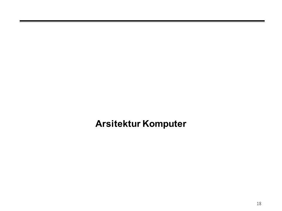 18 Arsitektur Komputer