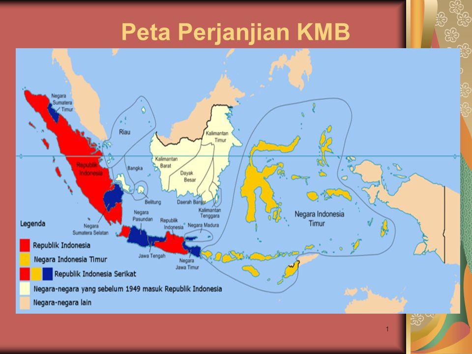 Peta Perjanjian KMB 1