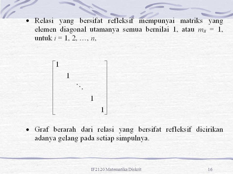 IF2120 Matematika Diskrit16