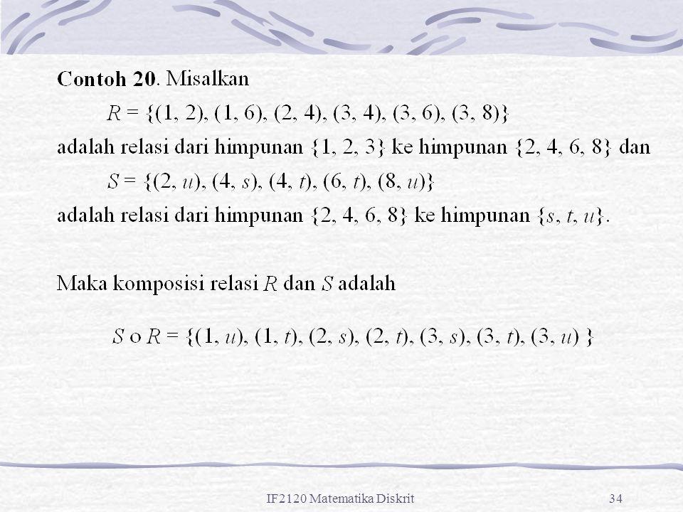 IF2120 Matematika Diskrit34