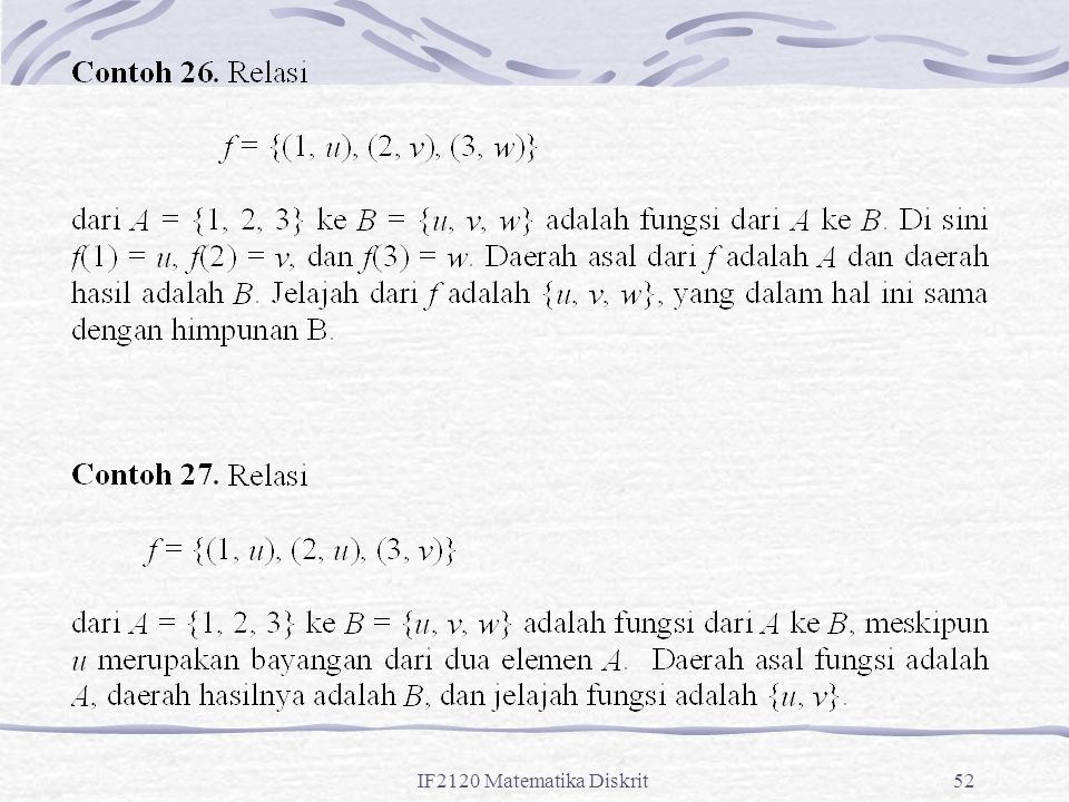 IF2120 Matematika Diskrit52