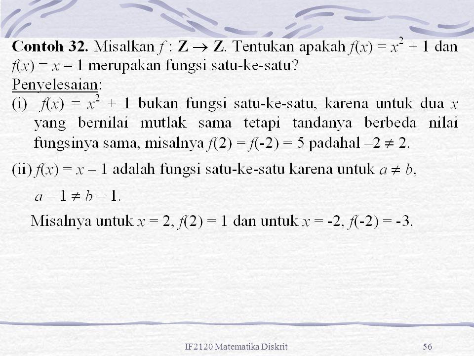 IF2120 Matematika Diskrit56