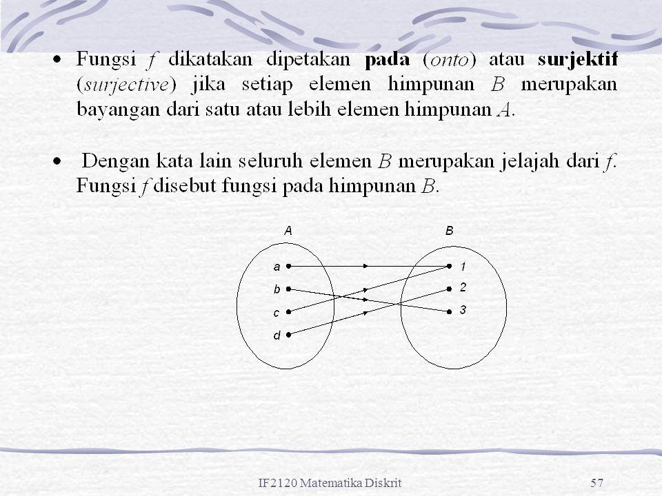 IF2120 Matematika Diskrit57