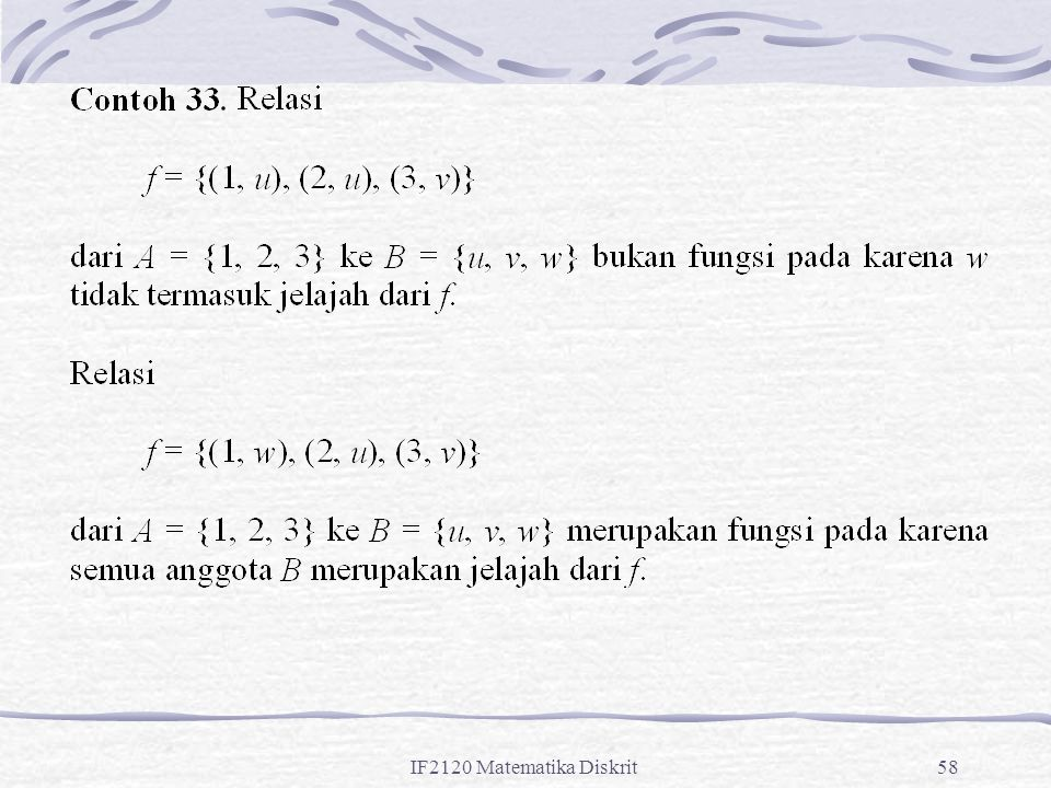 IF2120 Matematika Diskrit58