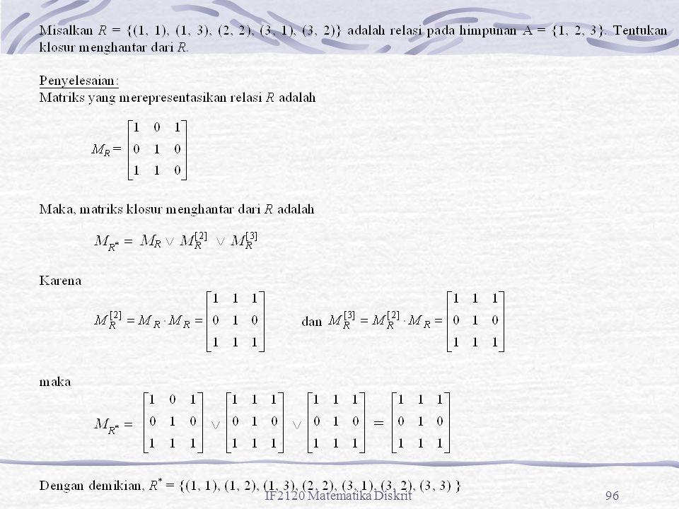 IF2120 Matematika Diskrit96