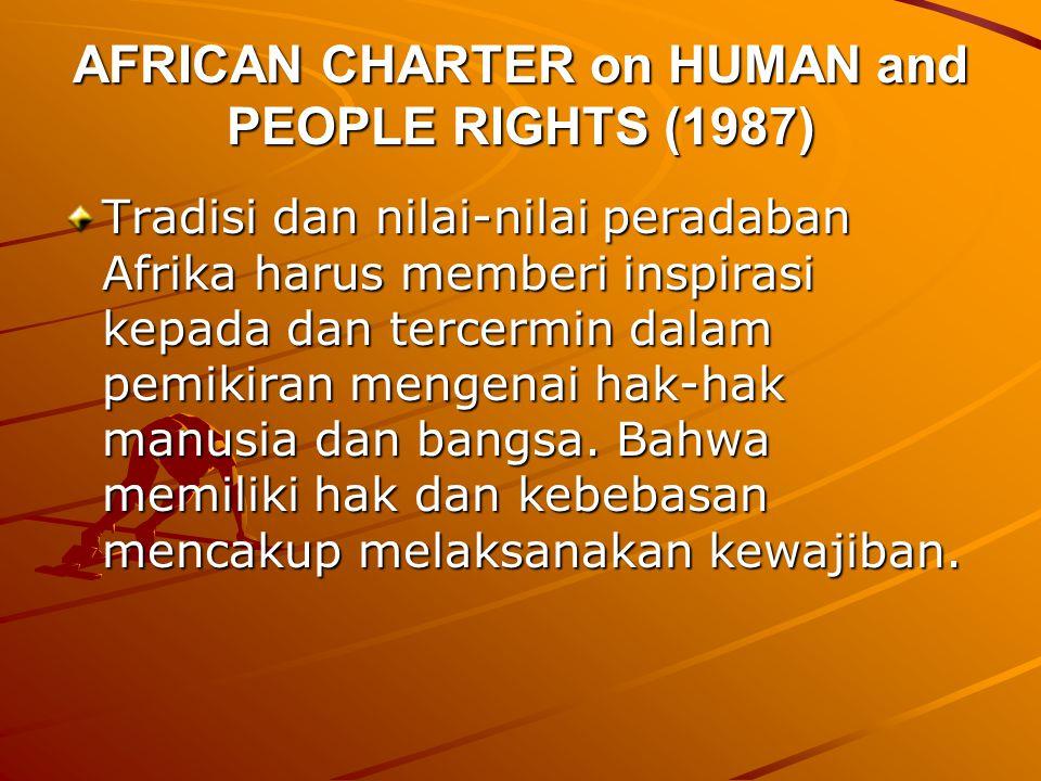 HAM DI NSB RELATIVISME KULTURAL Semua kebudayaan mempunyai hak hidup serta martabat yang sama, yang harus dihormati Semua kebudayaan mempunyai hak hid