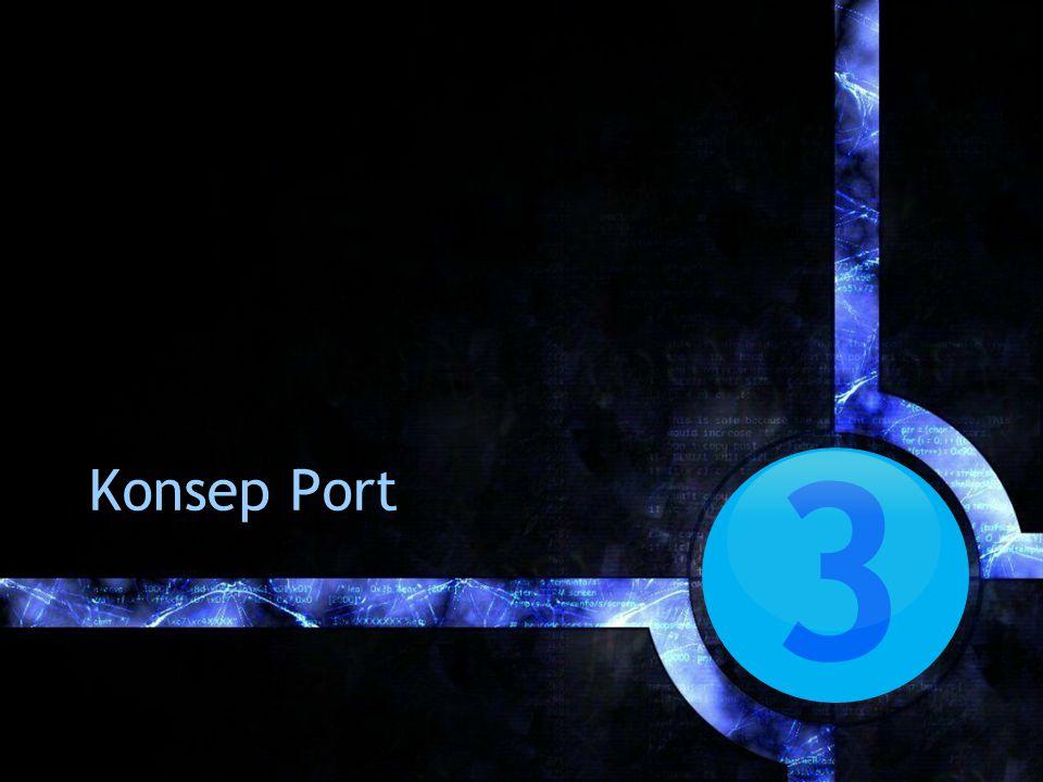 Konsep Port 3