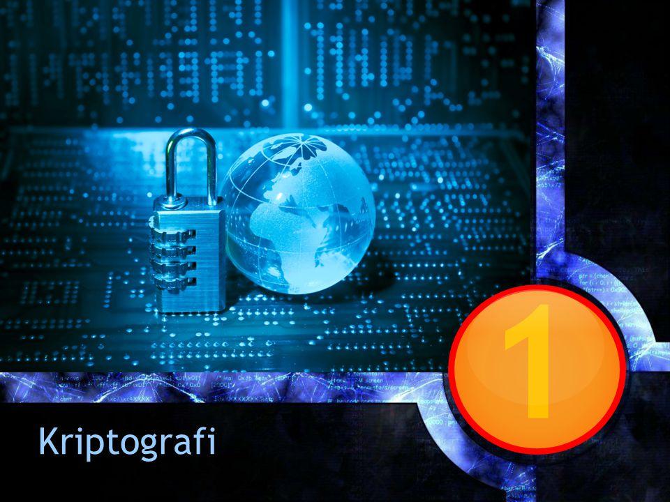 Kriptografi 1