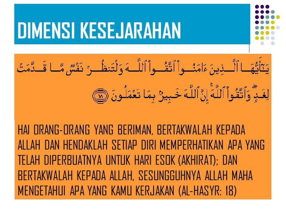 DIMENSI KERAHMATAN DAKWAH DIARAHKAN UNTUK MENGAKTUALKAN ISLAM SEBAGAI RAHMAT (JALAN HIDUP YG MENGGEMBIRAKAN, MEMUDAHKAN DAN MENYEJAHTERAKAN ) BAGI UMA