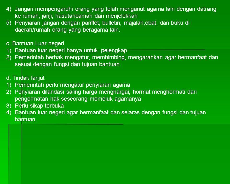 B.Kondisi keberagamaam Indonesia 1. Hasrat manusia terhadap Tuhan bersifat kodrati 2.