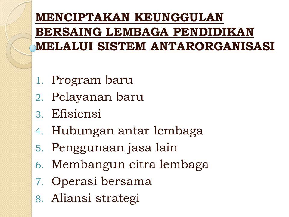 KUNCI TEKNOLOGI INFORMASI SEBAGAI ASET LEMBAGA PENDIDIKAN 1.