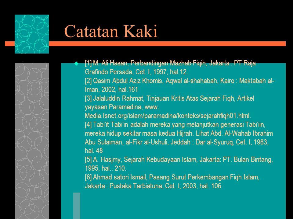 Catatan Kaki  [1] M.
